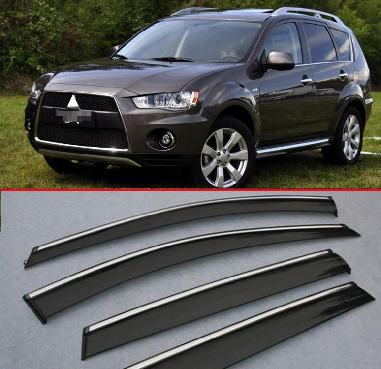 Mitsubishi Outlander Consumer Reviews: For Mitsubishi Outlander 2009 2010 2011 2012 Window Wind