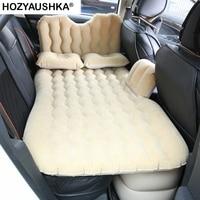 Car inflatable bed travel mattress car child rear exhaust pad car rear seat car