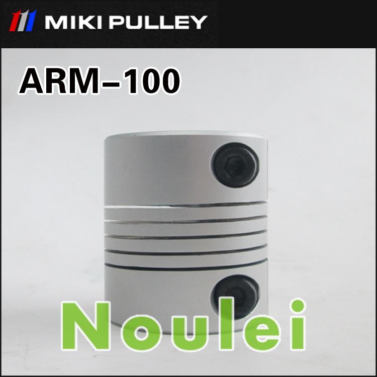 все цены на MIKI PULLEY 5x5 shaft Screw Threads type 5mm to 8mm coupler 5x6mm онлайн