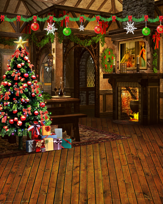 Popular christmas ornaments backgrounds buy cheap for 10x20 living room