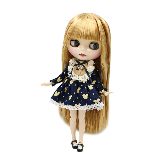 Factory Icy Neo Blythe Doll 26 Body Options Free Gifts 30 cm
