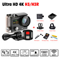 H3R /H3 Wifi Ultra HD 4K Video Wide Angle Sport Cameras Dual Screen Wi-fi +2.4G Remote 1080p 60fps Gopro Hero4 action Camera
