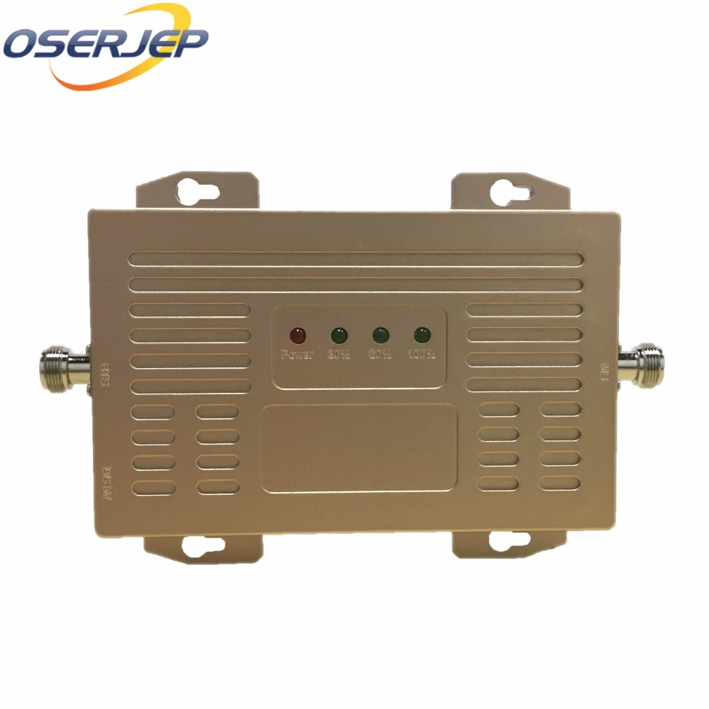2017 New DCS 1800 repeater ALC 75dB high power 1W 2G 4G LTE 1800MHz GSM 1800