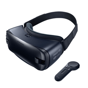 Image 2 - Gear VR 4.0 3D Glasses VR 3D Box for Samsung Galaxy S9 S9Plus S8 S8+ Note7 Note 5 S7 etc Smartphones with Bluetooth Controller