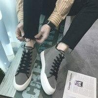 Z J ZUGI 2018 Newest Autumn Retro Style Men S Casual Shoes Spring Autumn Vintage Low