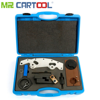 MR CARTOOL Engine Timing Tool Kit for BMW M52 M54 M56 M52TU 6 Cylinder Single and Double Vanos