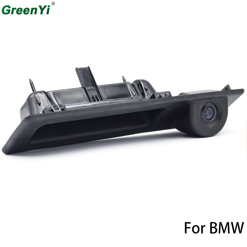 CCD HD Car Parking Backup Reverse font b Camera b font For BMW F10 F11 F25