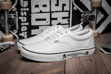 Vans x Mastermind Japan classic leather low-top old skool unisex shoes for men and women os skateboarding sneakers