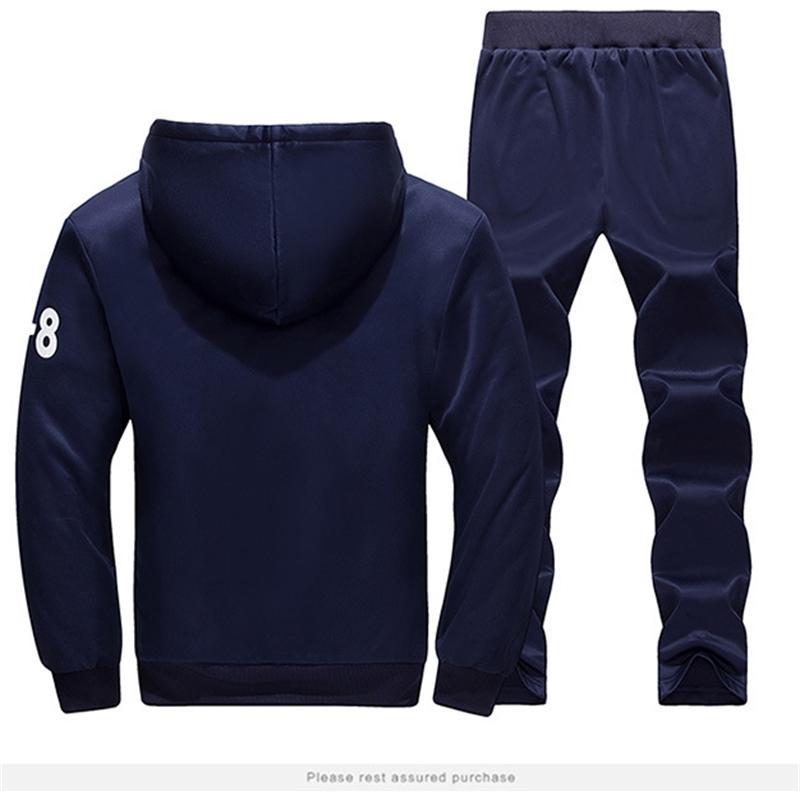 gine5485: Goede Kopen Trainingspak Heren Sets Fleece
