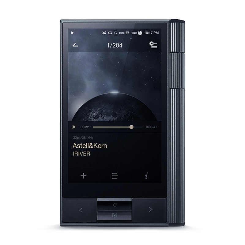 IRIVER atell & Kern KANN 64 Гб hifi плеер портативный музыкальный MP3 встроенный усилитель Быстрая зарядка без потерь Музыкальный подарок специальный кожаный чехол