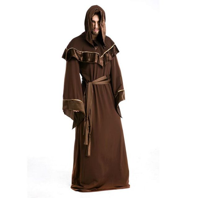 halloween costumes men wizard clothing halloween costumes for men adult europe religious male priest