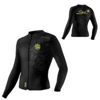 Slinx 1109 5mm Neoprene Dive Jacket Wetsuit For Women Men Surfing Windsurfing Swimwear Waterski Water Craft Boating only jacket
