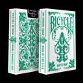 Emerald Nautic Bicycle Nautic Deck (blue or black)- USPCC Playing Cards Magic Tricks Magic Props 81229