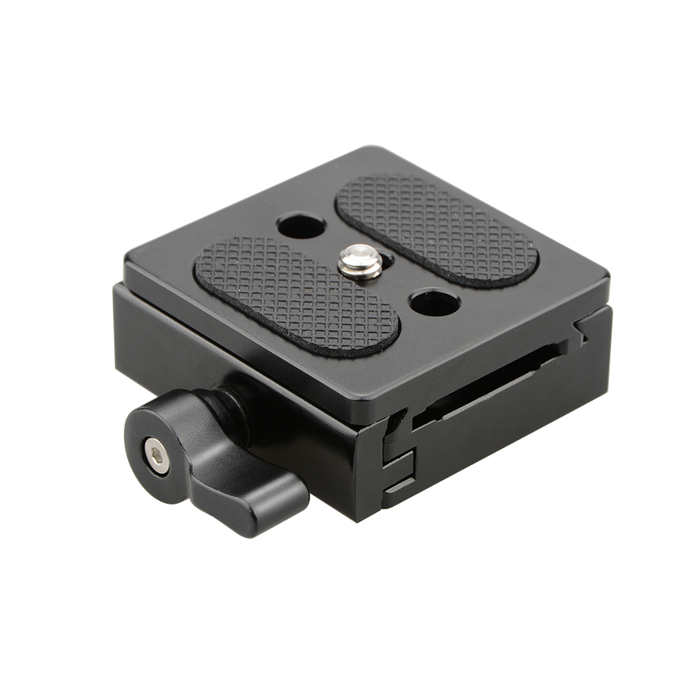 CAMVATE ARCA Style Quick Release Plate QR Clamp (50mm) fittest custom l bracket l plate vertical plate for nikon d500 d500 arca swiss rrs lever release clamp compatible