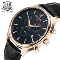 2016 Relojes Hombre Top Brand Quartz Watch Men Casual Business Leather Analog Watch Men S Relogio