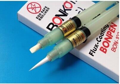 2pcs/lot Flux Coating Tool Pen Cyclic Utilization Paste Solder Flux Pen Welding