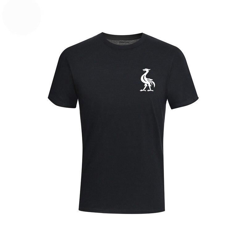 Mo Salah Never Walk Alone Never Give Up Liverpool Camiseta Final Da Champions League Madrid 2019 O Pescoço T-Shirt impressão 2018 novo