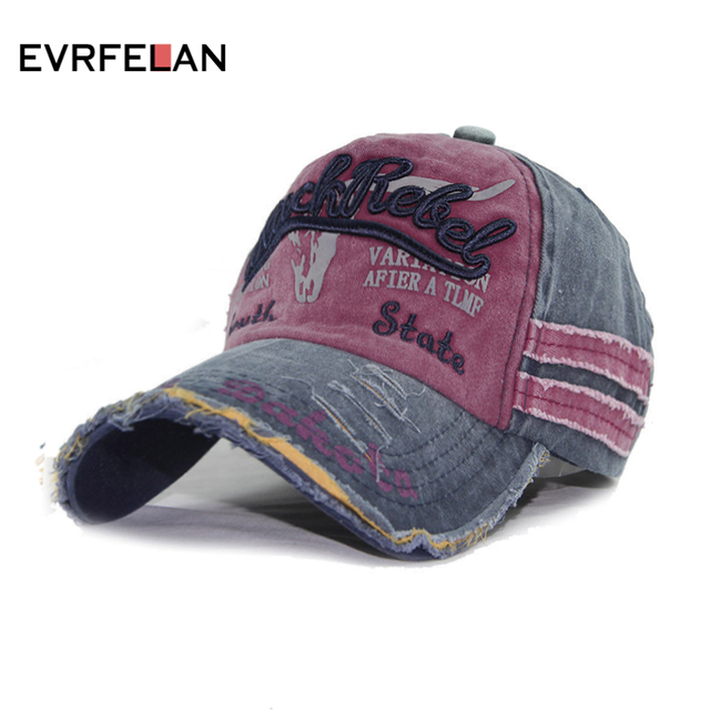 346b3291e Evrfelan Brand Baseball Cap For Men Women Snapback Cap Hat Women Vintage  Baseball Hat Casquette Bone Sports Cap Sun Hat Gorras -in Baseball Caps  from ...