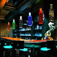 Led kleur bar taiwan teller lamp 3 w rood en geel blauw groen podium KTV kristal fles fles kleurrijke verlichting voor bar ktv