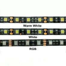 Светодиодная лента 12 В постоянного тока 5 м 5050 60 светодиодов/м