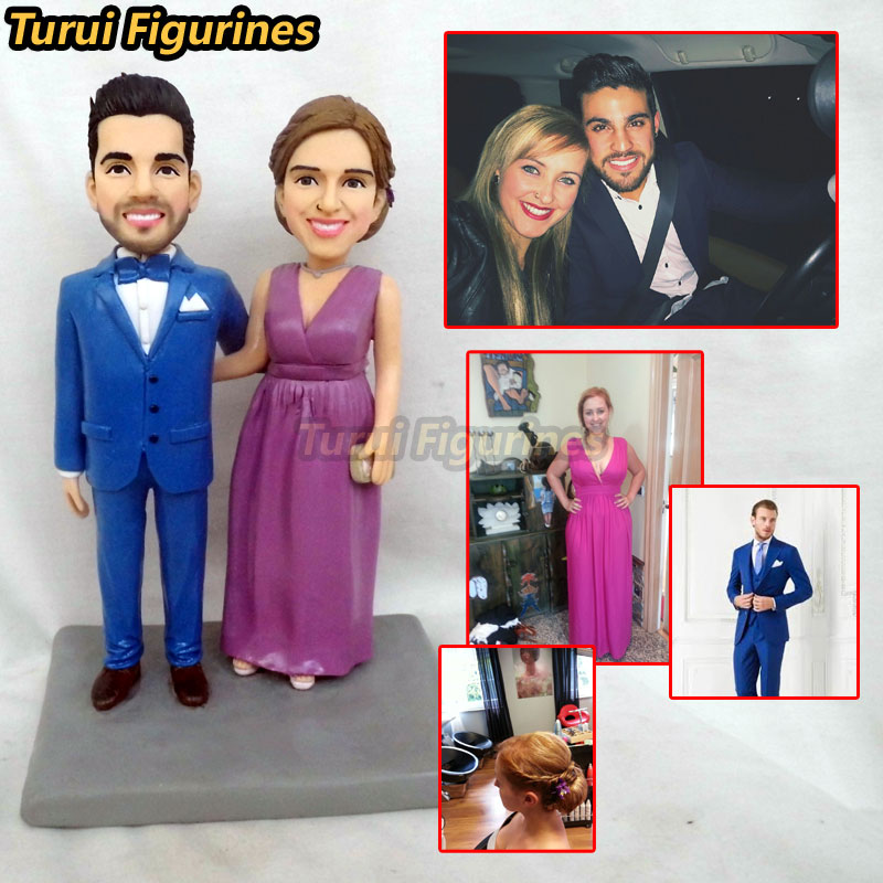 best gift for lover wedding mini gift miniature Ornaments Home Decor Wedding decoration Candlestick cake topper decor gift idea