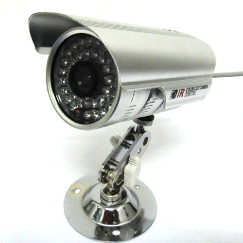 ФОТО 1 4 420TVL IR Color CCTV Outdoor Weatherproof 36IR LEDs Security CMOS Camera with 36mm wide angle lens