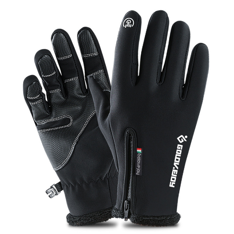 Winter Windproof Ski Gloves Men Women Anti-Static Snowboard Gloves Touch Screen Outdoor Sports Gloves Keep Warm
