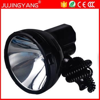 Strong light Xenon search light 12V DC H3 35w HID Portable Spotlight for hunting & camping & fishing