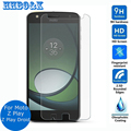 For Motorola Moto Z Play Tempered Glass Screen Protector 0.26mm 2.5D 9H Front Safety Protective Film for Moto Z Play Droid Film