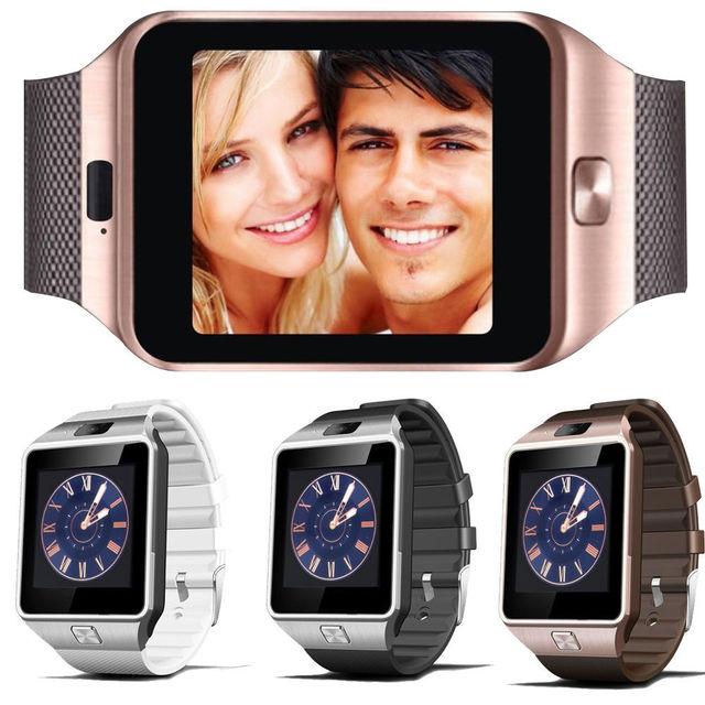 Смарт-часы цифровые часы DZ09 U8 с Для мужчин bluetooth Электроника сим карты SmartWatch для Камера телефона Android Беспроводные устройства