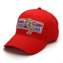 1994 BUBBA GUMP SHRIMP Baseball cap men women Sport hats Summer Cap Embroidered casual Hat Forrest Gump caps Bone Gorras
