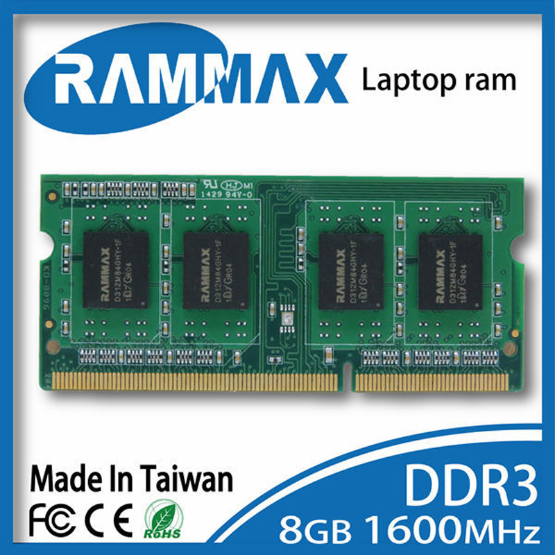 New sealed Laptop DDR3 Ram Memory 1x8GB SO-DIMM1600Mhz PC3-12800 CL11 204pin high compatible motherboard for Notebook Ultrabook brand new sealed desktop ddr3 ram1x8gb lo dimm1600mhz pc3 12800 memory high compatible motherboard for pc computer free shipping