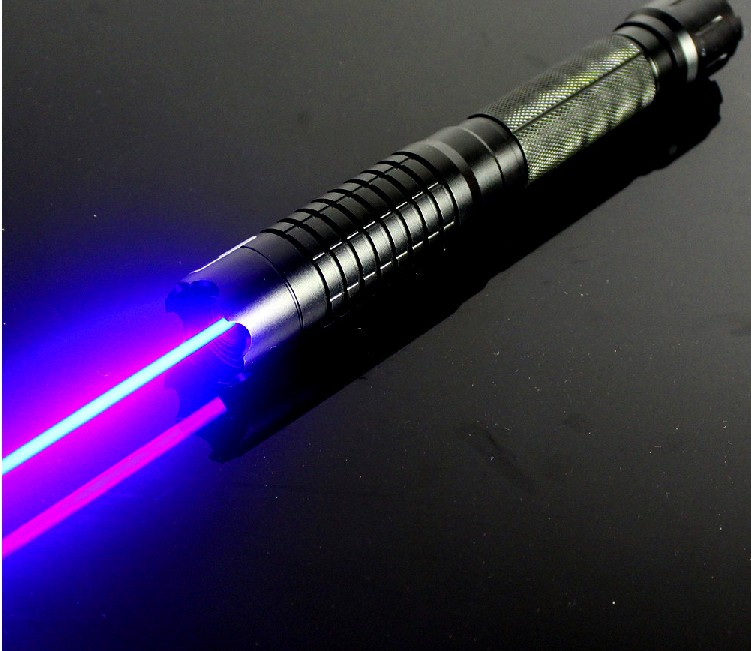 AAA NEW high powered blue laser pointers 80000mw 80W 450nm burning match/dry wood/candle/black/cigarettes+5 caps+charger+box