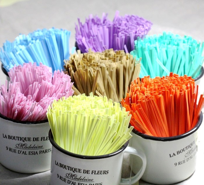 1000 pcslot long 10cm lron wire used as wedding and party candy boxes cupcake - Bread Ties Color