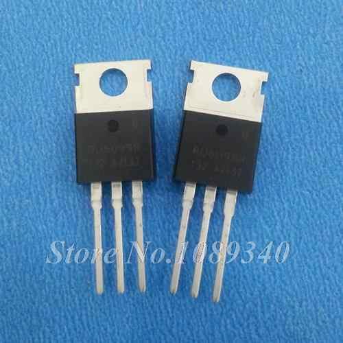 10 Pcs Gratis Pengiriman RU6099R RU6099 MOS Tabung 120A 60V Ke-220 Inverter Efek Medan Transistor 100% Baru asli Jaminan Kualitas