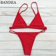 Monokini bottom halter suits bathing strap bikini swimsuit swimwear micro sexy
