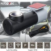 Mini Full HD 1080P Car DVR Panoramic Camera Recorder Video Wifi 170 Wide Angle DVRS Night