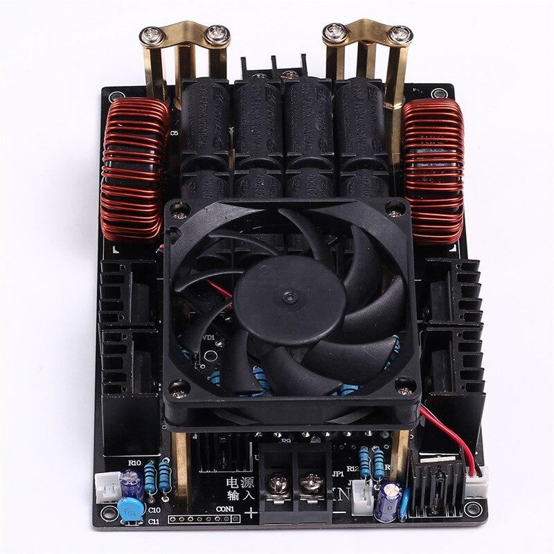 Hot Sale 50A ZVS Induction Heating Board DC12V-40V DIY Cooker 1000W Induction Heater