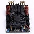 Vendita calda 50A ZVS di riscaldamento a induzione bordo DC12V-40V FAI DA TE Fornello 1000 W riscaldatore a induzione