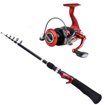 Fishing Reel + Rod Set 1