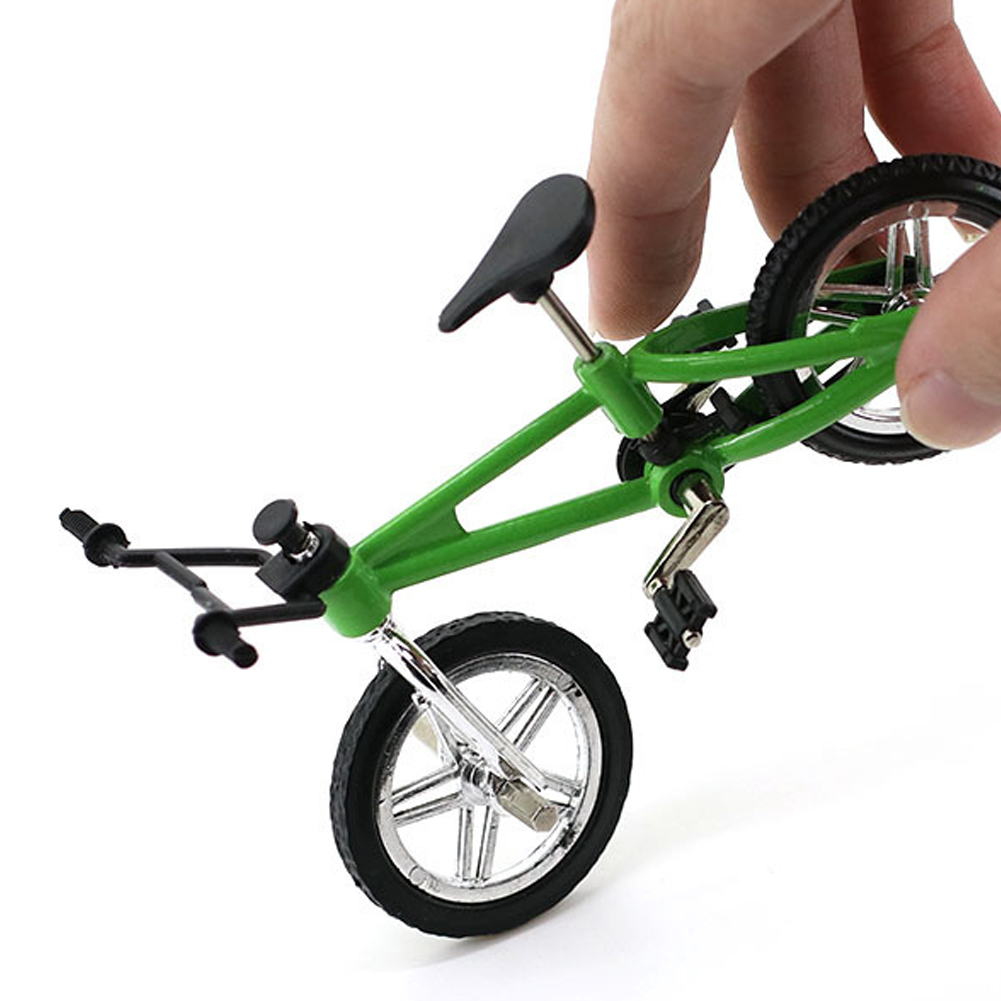 RC Crawler 1:10 Decor Accessories Mini Mountain Bike Model Toys For Axial SCX10 Tamiya CC01 RC4WD D90 D110 TF2 RC Car #17