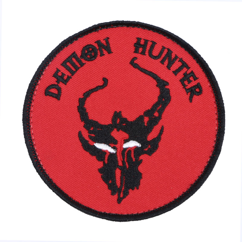 Demon Hunter Embroidery Badge Patch-36340