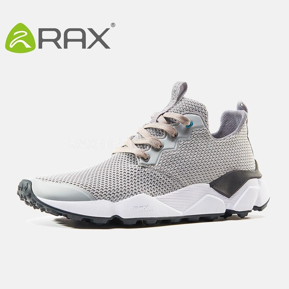 Rax zapatos corrientes de los hombres zapatos deportivos hombres zapatos para co