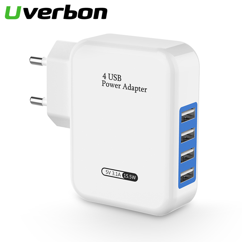 Uverbon Usb-Charger-Adapter Mobile-Phone-Charge Wall Universal Fast-Charging IPhone 8