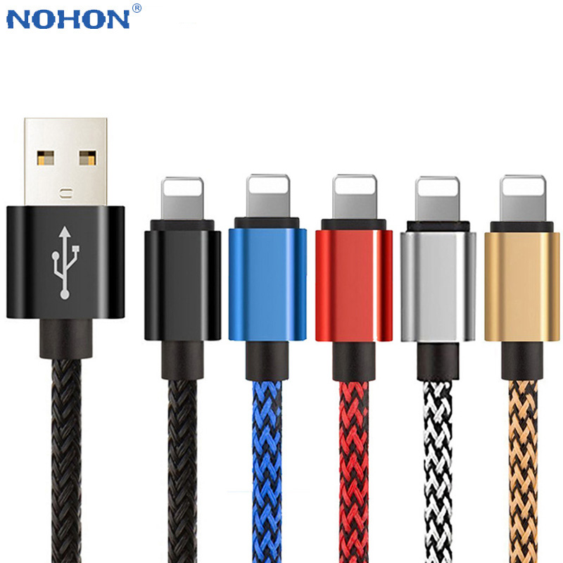 1m 2m 3m Data USB Charger Cable For IPhone 6 S 6S 7 8 Plus 5 5S 5C SE 10 X XR XS Max Origin Short Long I Phone Wire Cord Charge(China)