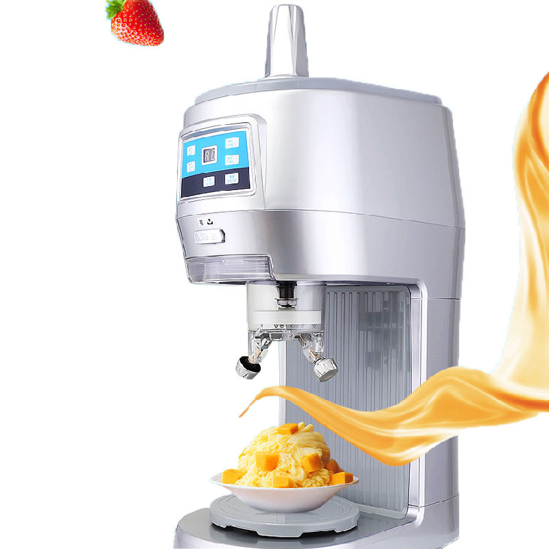 Beijamei New Arrival Commercial Ice Shaver Shaving machine Snowflake Ice Maker Electric Ice Crusher Machine For Sale ice crusher summer sweetmeats sweet ice food making machine manual fruit ice shaver machine zf