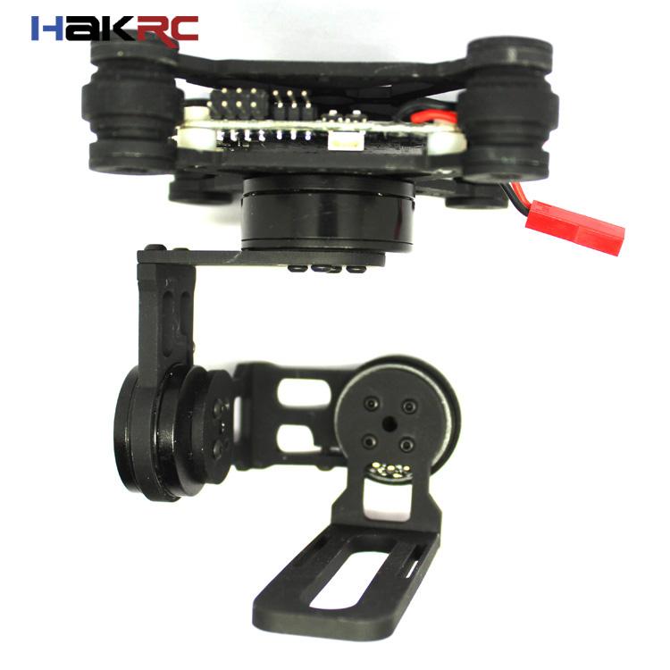 HAKRC Storm32 3 Axis Brushless Gimbal W/ Motors & 32 bit Storm32 Controlller for Gimbal Gopro3 / Gopro4 FPV Accessory rtf ready to fly 3 axis gopro brushless gimbal fpv stablizer alexmos v2 4 fully assembled for gopro3 hero 3 big board