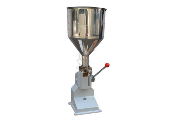 цены  Medium sensitive A50 small hand pressure quantitative liquid paste filling machine honey beverage cosmetic Mini packing machine