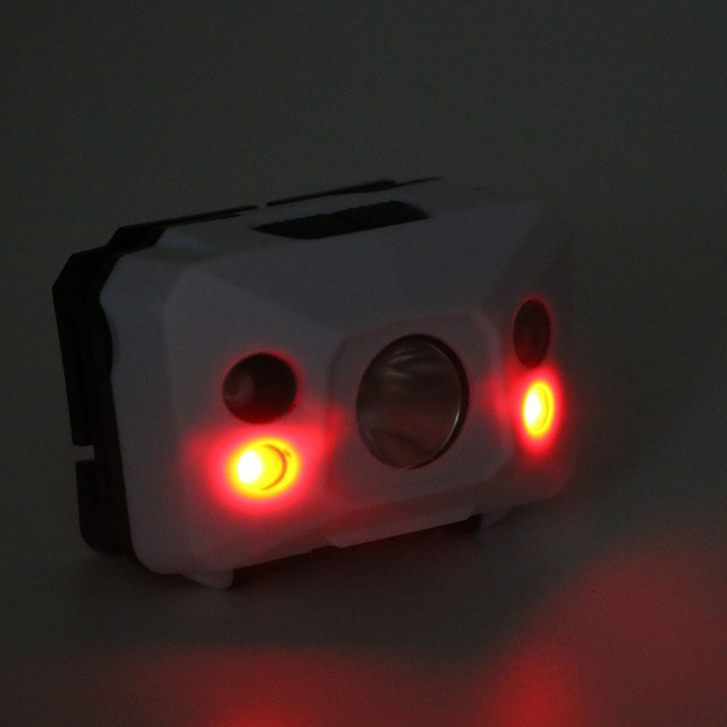 3000LM Rechargeable Mini LED Projector Body Motion Sensor LED Bicycle Head Lamp Outdoor Light Camping Lantern With USB