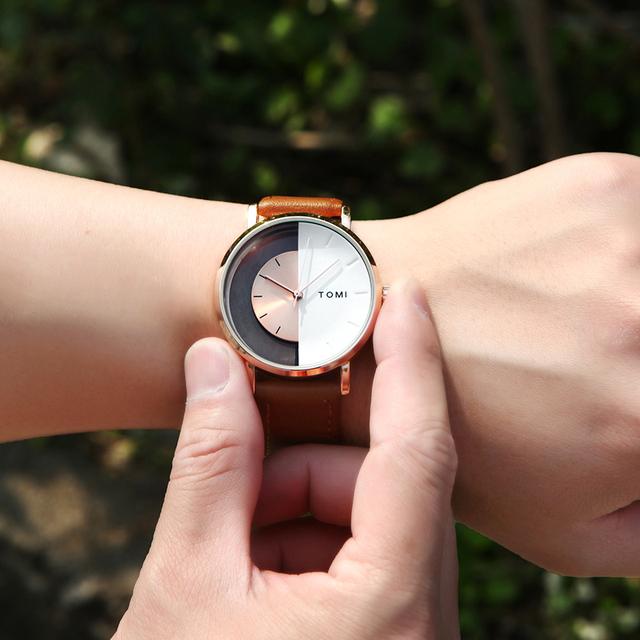 Transparent Men's Watch